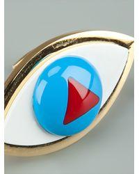 Ambush - Blue Holy Mountain Eye Ring for Men - Lyst