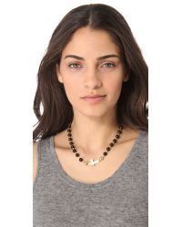 Belle Noel - Metallic Empyrean Necklace - Lyst