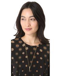 Gabriela Artigas | Yellow Signature Tusk Necklace | Lyst