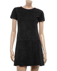 Theory - Black Arlinda Dress - Lyst