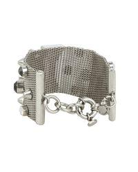 Marc By Marc Jacobs - Metallic Jumbo Bracelet - Lyst