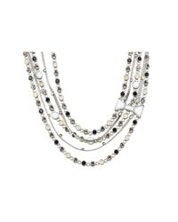 Marc By Marc Jacobs - Metallic Titina Necklace - Lyst