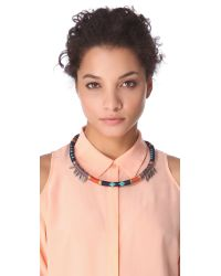 Holst + Lee - Multicolor Last Of The Mohicans Necklace - Lyst