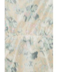 Acne Studios - Multicolor Jody Printed Taffeta Top - Lyst