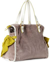 Juicy Couture - Natural Miss Daydreamer Shoulder Bag - Lyst