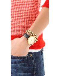 Lulu Frost - Metallic Power Gold Bracelet - Lyst