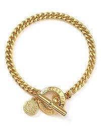 Marc By Marc Jacobs - Metallic Mini Toggle Bracelet - Lyst