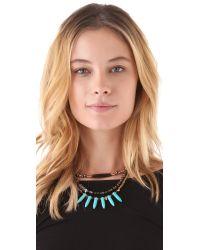 Vanessa Mooney - Multicolor Jordana Statement Necklace - Lyst