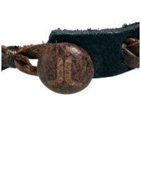 Wesc - Black Bracelet for Men - Lyst