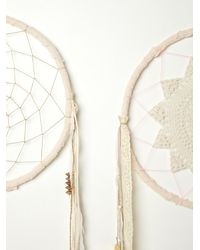 Free People - Metallic Large Dream Catchers - Lyst