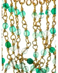 Rosantica - Green Rimini Agate Earrings - Lyst
