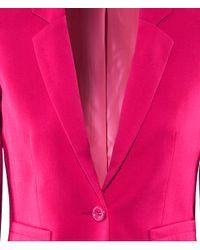 H&M   Purple Jacket   Lyst