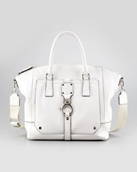 MILLY - Felicity Tote Bag White - Lyst