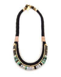 Lizzie Fortunato - Black Mesa Ii Necklace - Lyst