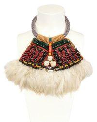 Anita Quansah London - Multicolor The Jata Necklace - Lyst
