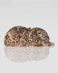 Judith Leiber | Multicolor Jaguar Minaudiere | Lyst