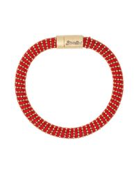 Carolina Bucci | Red Twister Band Bracelet | Lyst