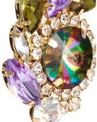 ASOS - Multicolor Rosetti Collar Pins - Lyst