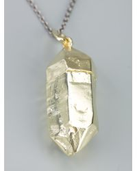 Bjorg - Green Magic Hour Necklace for Men - Lyst