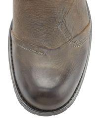 Donald J Pliner - Brown Bruce Laceup Boot for Men - Lyst