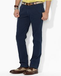 Ralph Lauren | Blue Polo Suffield Lightweight Military Chino Pant for Men | Lyst