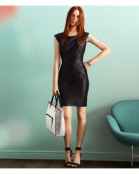 H&M | Black Dress | Lyst