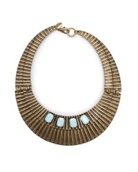 Mango | Black Eagle Long Necklace | Lyst