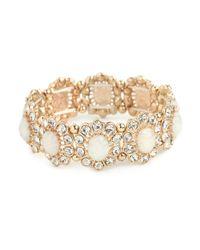 BaubleBar - Multicolor Opal Bloom Bracelet - Lyst
