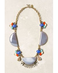 Anthropologie | Multicolor Viracocha Necklace | Lyst
