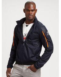 RLX Ralph Lauren - Blue Ac Windchill Jacket for Men - Lyst
