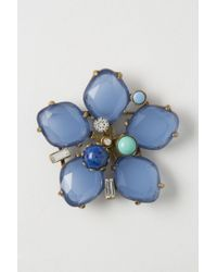 Gerard Yosca - Turquoise Bluebell Brooch - Lyst