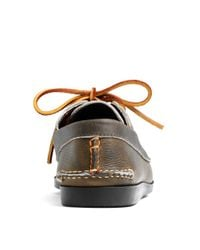 Brooks Brothers | Green Rancourt & Co Ranger Moccasins for Men | Lyst