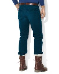 Polo Ralph Lauren | Green Big And Tall Classic-fit Utility Pant for Men | Lyst
