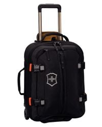 Victorinox | Black Ch-97 20-inch Carry-on for Men | Lyst