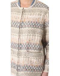 IRO Natural Oversized Oscar Jacket