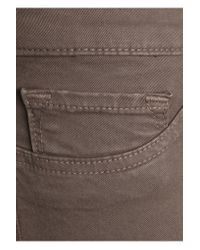 J Brand | Brown J Brand 811 Skinny Jeans Pelt | Lyst