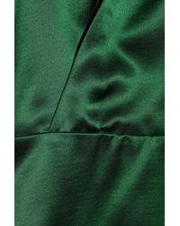 Stella McCartney   Green Silk Top   Lyst