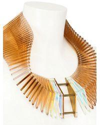 Sarah Angold Studio - Metallic Kingla Necklace - Lyst