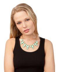 BaubleBar | Metallic Sun Duchess Bib | Lyst