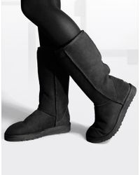 UGG - Natural Boot Classic Tall Boots - Lyst