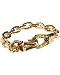 Miansai - Metallic Gold Nova Bracelet - Lyst