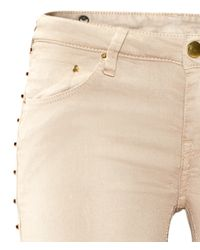 H&M | Blue Skinny Low Jeans | Lyst