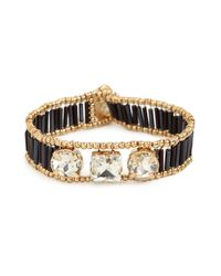BaubleBar - Black Egypt Ice Wrap - Lyst
