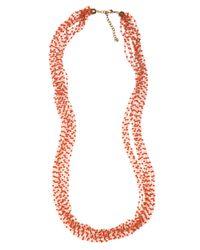 BaubleBar | Metallic Coral Bead Layer | Lyst