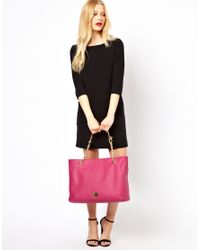Love Moschino - Pink Shopper - Lyst