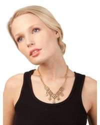 BaubleBar - Black Istanbul Necklace - Lyst