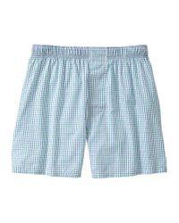 Gap | Blue Mini Square Boxers for Men | Lyst