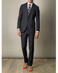 Christian Louboutin | Multicolor Harvanana Zebra Ponyskin Loafer for Men | Lyst