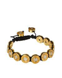 Fred Perry | Metallic Lovebullets Bullet Bracelet for Men | Lyst
