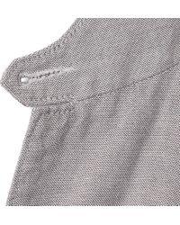 Todd Snyder - Gray Un-structured Cotton-blend Blazer for Men - Lyst